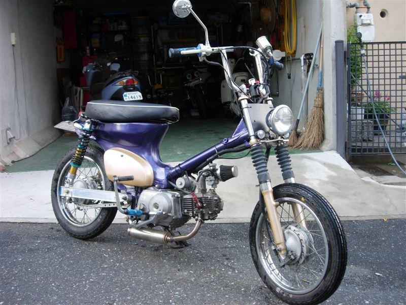 調べてみました!原付バイク燃費良しトップ5ランキング調査!のサムネイル画像