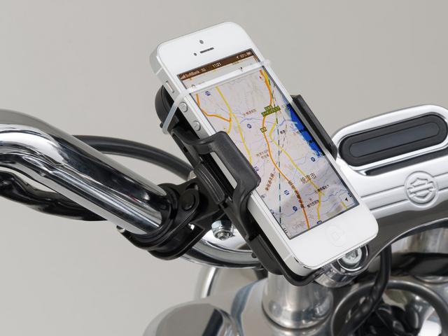 バイクライフを充実させる!人気のスマホホルダーを紹介します!のサムネイル画像