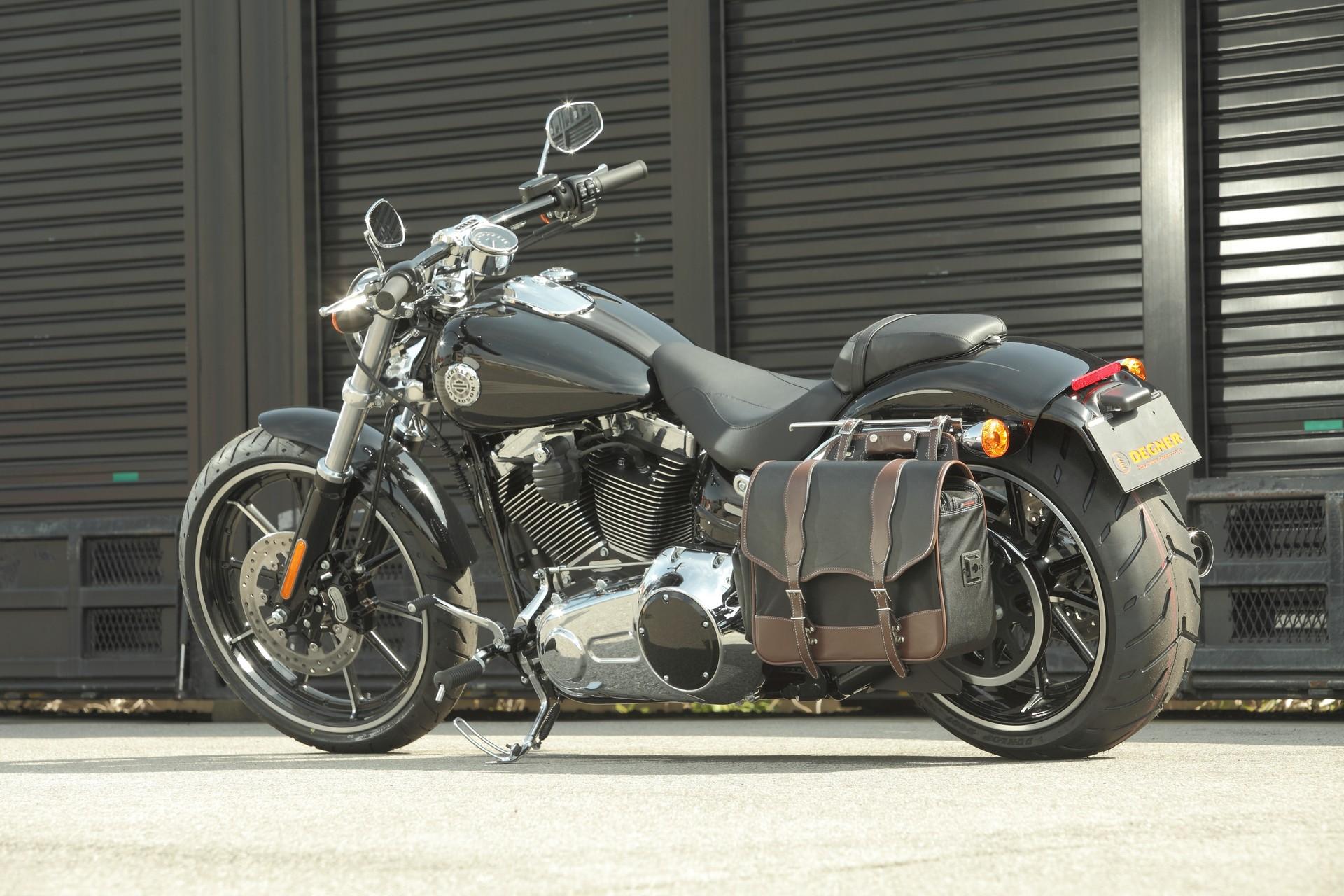 ツーリングなどで大活躍!バイクのサドルバッグを集めてみました!のサムネイル画像