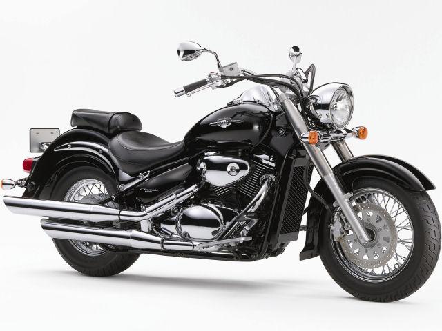 スズキのアメリカンタイプバイク イントルーダーを紹介します!のサムネイル画像
