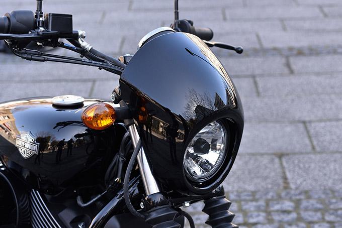 ハーレーダビッドソンから意外なバイクが登場。ストリート750のサムネイル画像