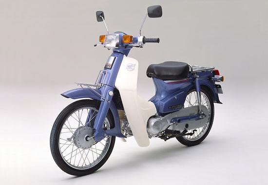 THEお仕事バイクをカスタム!スーパーカブのマフラーを調査!のサムネイル画像