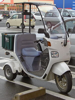 ジャイロは移動に、運搬に超便利!ジャイロを中古で賢くゲット!のサムネイル画像