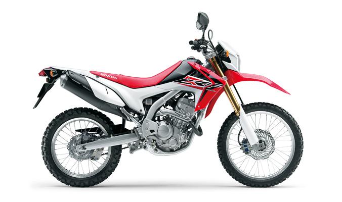 ホンダから本格的オフロードバイク!CRF250Lのマフラーを調査!のサムネイル画像