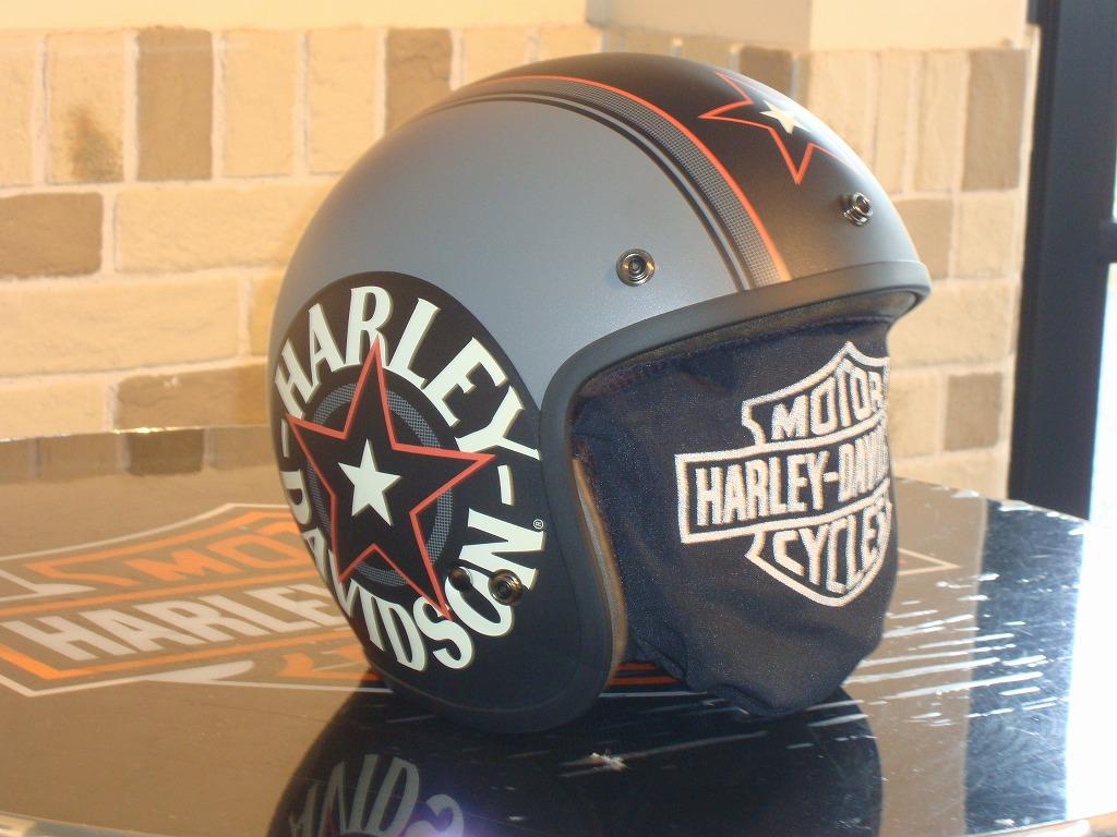ハーレーに乗ってかっこ良く決めたい!おすすめヘルメットはこれ!のサムネイル画像