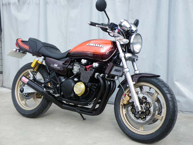 豊富なパーツがカスタムバイクの証!ゼファー400のパーツまとめのサムネイル画像