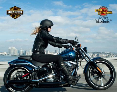 ハーレーダビッドソンに似合うかっこいいヘルメットはどれだ!?のサムネイル画像
