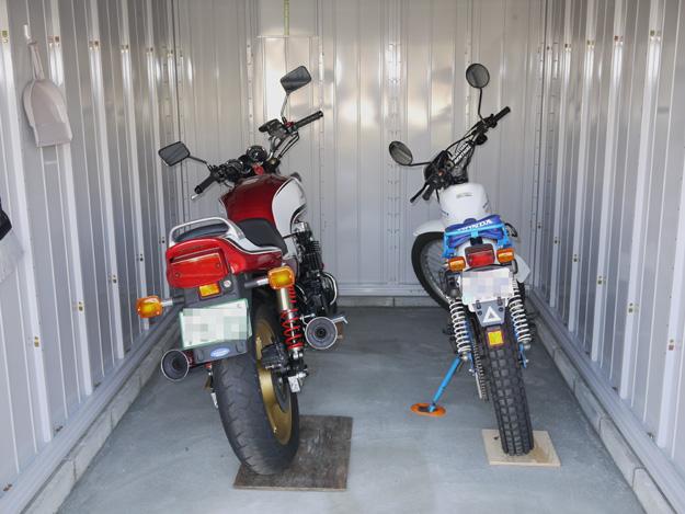いつまでも大切にしたい!バイクの長期保管についてまとめてみましたのサムネイル画像