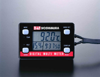 電圧計は色々と便利!バイクの電圧計についてまとめてみましたのサムネイル画像