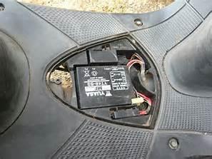 原付のバッテリーは充電できる!?知ってるといつかは使える豆知識のサムネイル画像