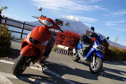 いざ大冒険へ!原付バイクに乗って、ツーリングに出かけてみようのサムネイル画像