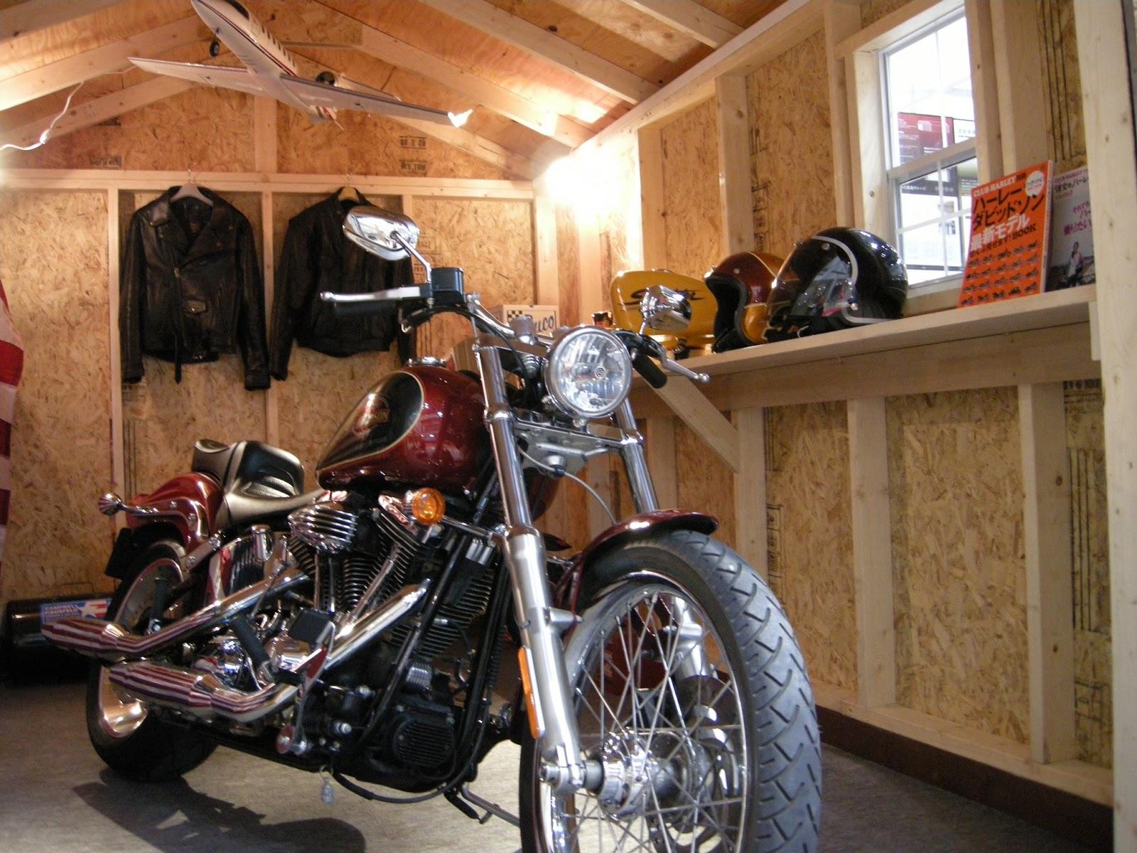 バイクと長く付き合うためにガレージ選びは慎重にしましょう!のサムネイル画像
