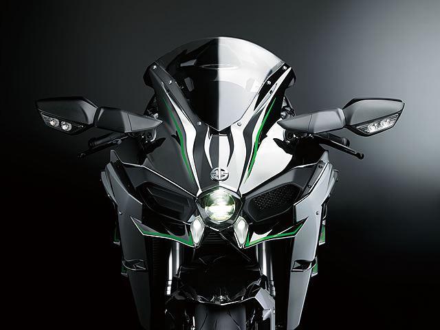 カワサキが開発した最強のロードスポーツバイク、ニンジャH2を紹介のサムネイル画像