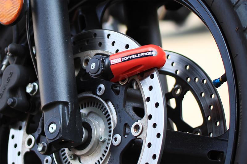 愛車のバイクを守るアイテム!ディスクロックはご存知ですか?のサムネイル画像