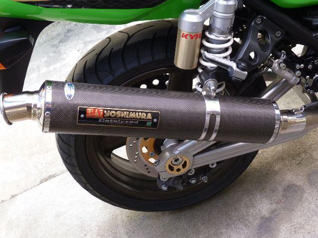 ドレスアップ!パワーアップ!バイクの社外マフラー、サイレンサー!のサムネイル画像