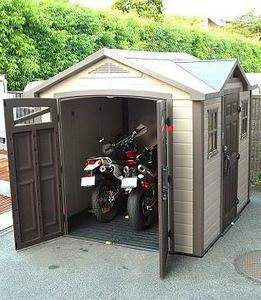 バイクの保管にも神経を使おう!バイク保管方法あれこれ!!のサムネイル画像