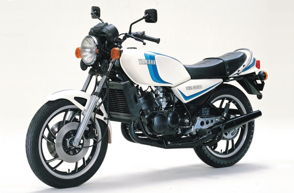 クラシックバイクRZ350を中古で購入する方必見!基礎知識まとめのサムネイル画像