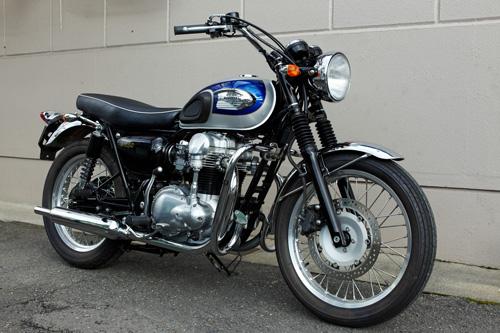 カワサキW650を中古で購入する方必見!中古W650の基礎知識まとめのサムネイル画像