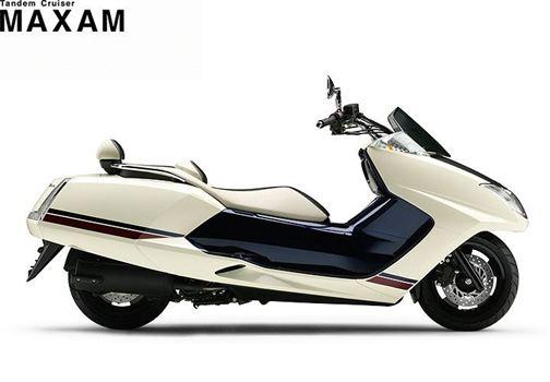 人気のビックスクーターのヤマハ マグザムの全貌を明らかに!のサムネイル画像