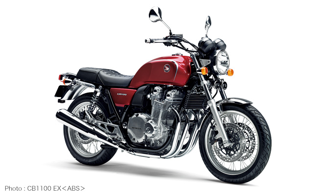 ホンダバイクCB1100は、ホンダならではのスタイリングで大人気!のサムネイル画像