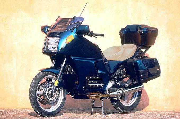 当時の最先端ラグジュアリー・ツアラー!BMW K1100LTをチェックのサムネイル画像