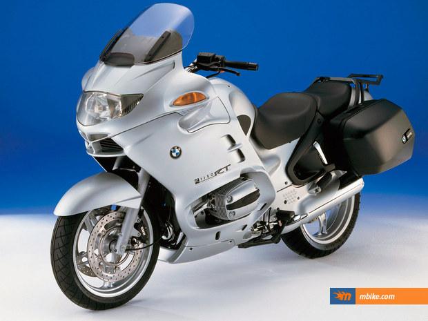 ロングツーリングで優れた性能を発揮!BMW R1100RTをチェックのサムネイル画像
