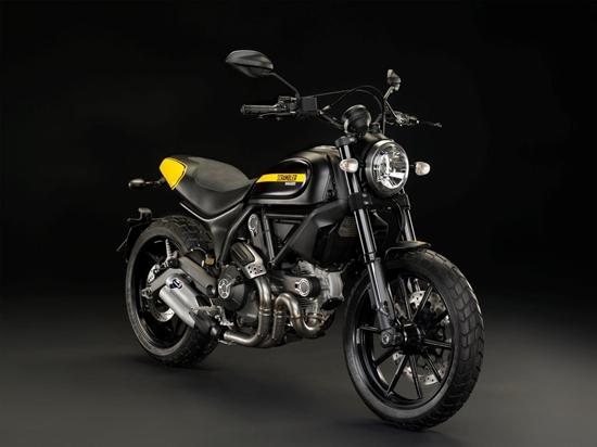 カッコよくて人気のバイク!ドゥカティのスクランブラーをCHECK!のサムネイル画像