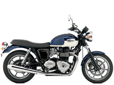 トライアンフのボンネビル!カッコよく人気のバイクをCHECK!のサムネイル画像