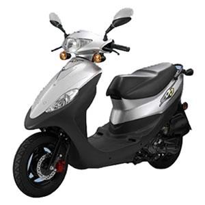 高いコストパフォーマンスを誇るSYM DD50は優秀なスクーター!のサムネイル画像
