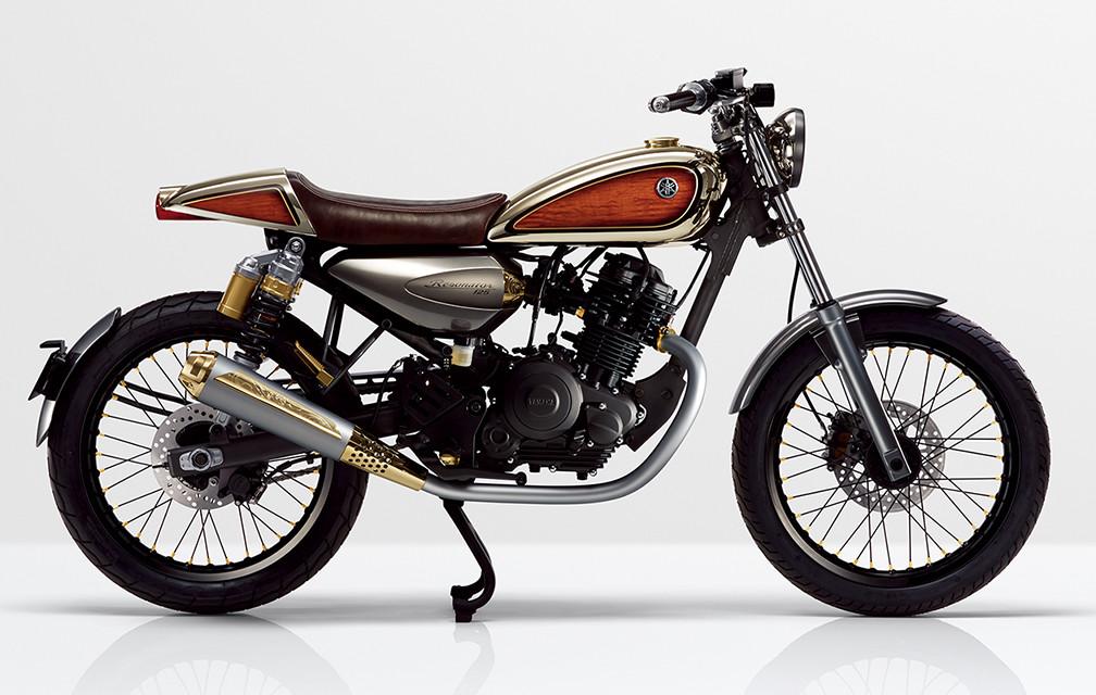 まるで楽器のようなバイク!ヤマハResonator125とはどんなバイク?のサムネイル画像