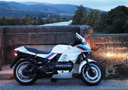 BMW・K100の根強い人気とBMWが世界に誇る性能と技術とは?!のサムネイル画像