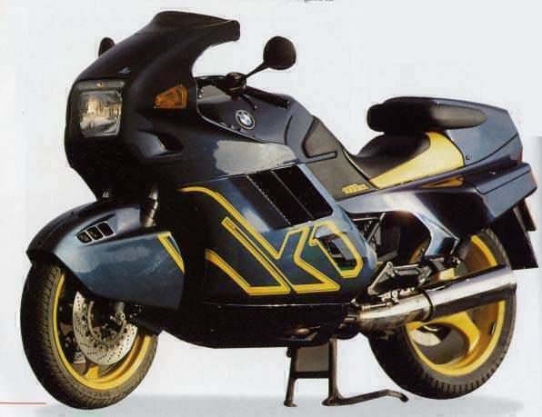 可愛い!そして乗りやすいBMW・K1の秘密を徹底分析しちゃおう!!のサムネイル画像