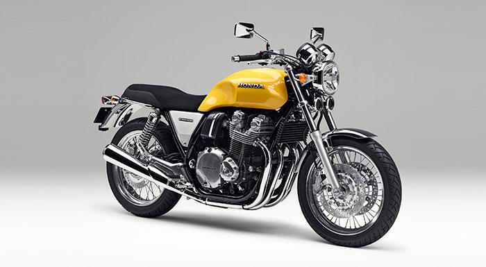 ホンダの伝統を受け継いだコンセプトバイク!ホンダ Concept CB!のサムネイル画像