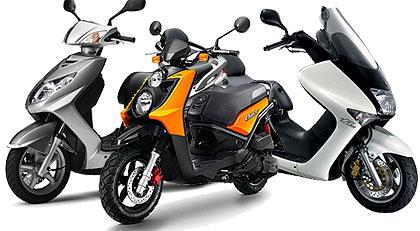 とっても便利でお買い得な125ccスクーターの魅力をご紹介します。のサムネイル画像