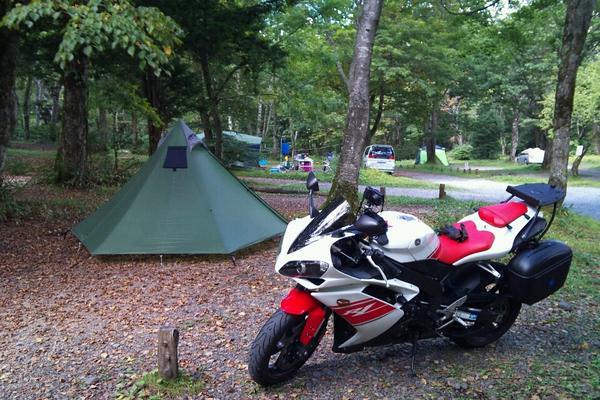まだ経験無いの?!仲間とバイクキャンプを楽しんで思い出を作ろう!のサムネイル画像