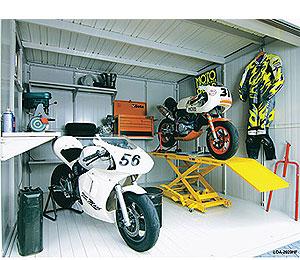 バイクのガレージが欲しい!バイクと過ごす週末をガレージで!のサムネイル画像