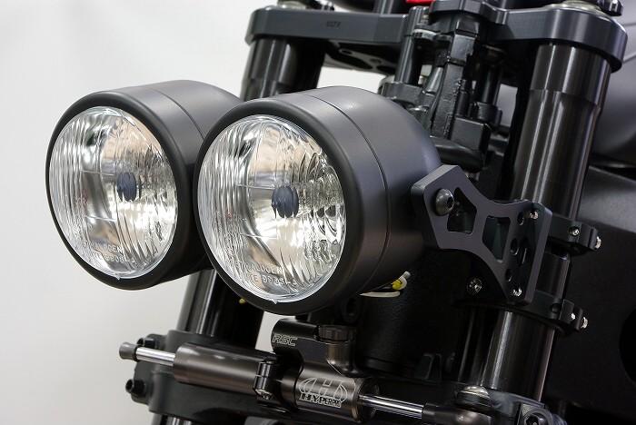 ヘッドライトの交換で一気に自分のバイクにカスタム感が出る!!のサムネイル画像