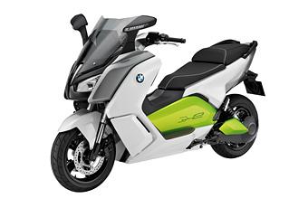 近未来の電動スクーター!BMWのC evolutionをまとめてみました!のサムネイル画像