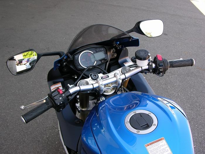 バイクのハンドルにはどんな種類があるの?基礎知識をまとめました!のサムネイル画像