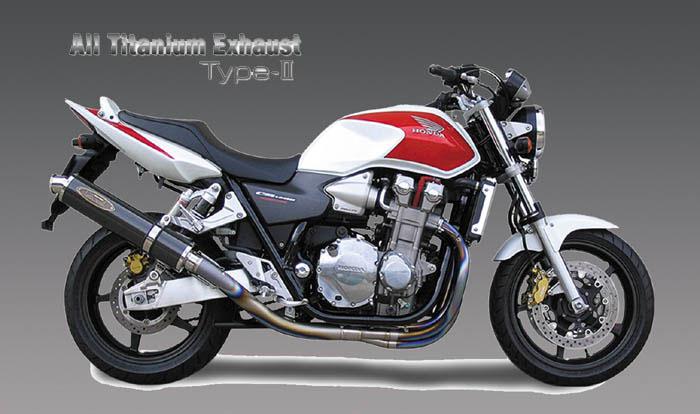 ホンダが発売する大型バイク!CB1300SFをカスタムしませんか?のサムネイル画像