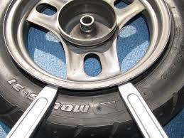 あなたのスクーターのタイヤ交換って実は簡単にできるんです!のサムネイル画像