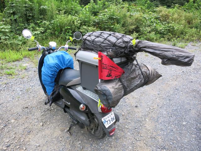 ぜひ一度は挑戦してみたい!原付バイクで夢の日本一周旅行へ!のサムネイル画像