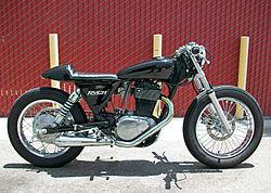 バイクのカフェレーサーとは何?カフェレーサーについて徹底調査のサムネイル画像