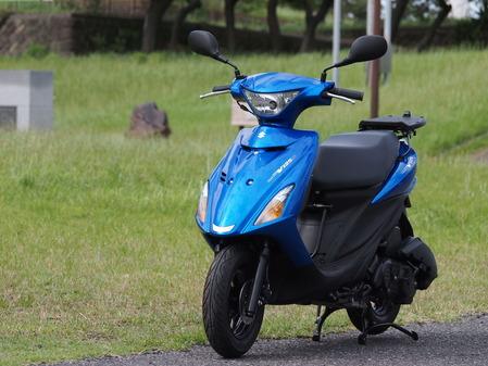 メンテナンスが楽なスクーター!?アドレスV125をご紹介します!!のサムネイル画像