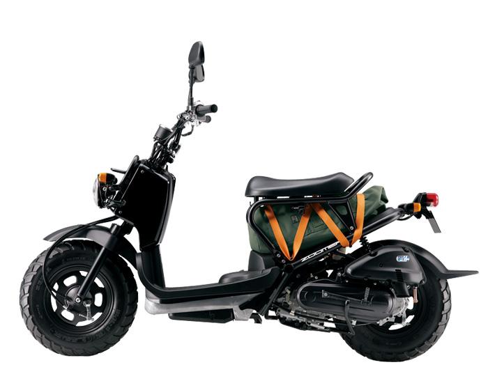 維持費の安さ、移動が手軽!通勤にとても便利な原付バイク!のサムネイル画像