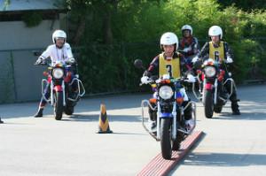 バイク免許は教習所で確実に取得しよう!バイク教習所情報をお届け!のサムネイル画像