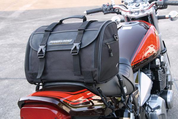 週末はツーリングに出かけよう!バイク用おすすめリアバッグまとめのサムネイル画像