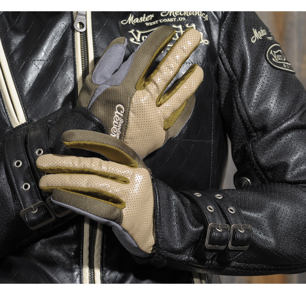 夏に心強いバイク装備!暑い日はメッシュグローブで乗り切ろう!のサムネイル画像