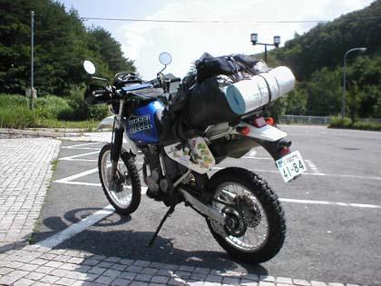 バッグからケースまでいろいろ!バイクの荷物運びはどれがいい?のサムネイル画像