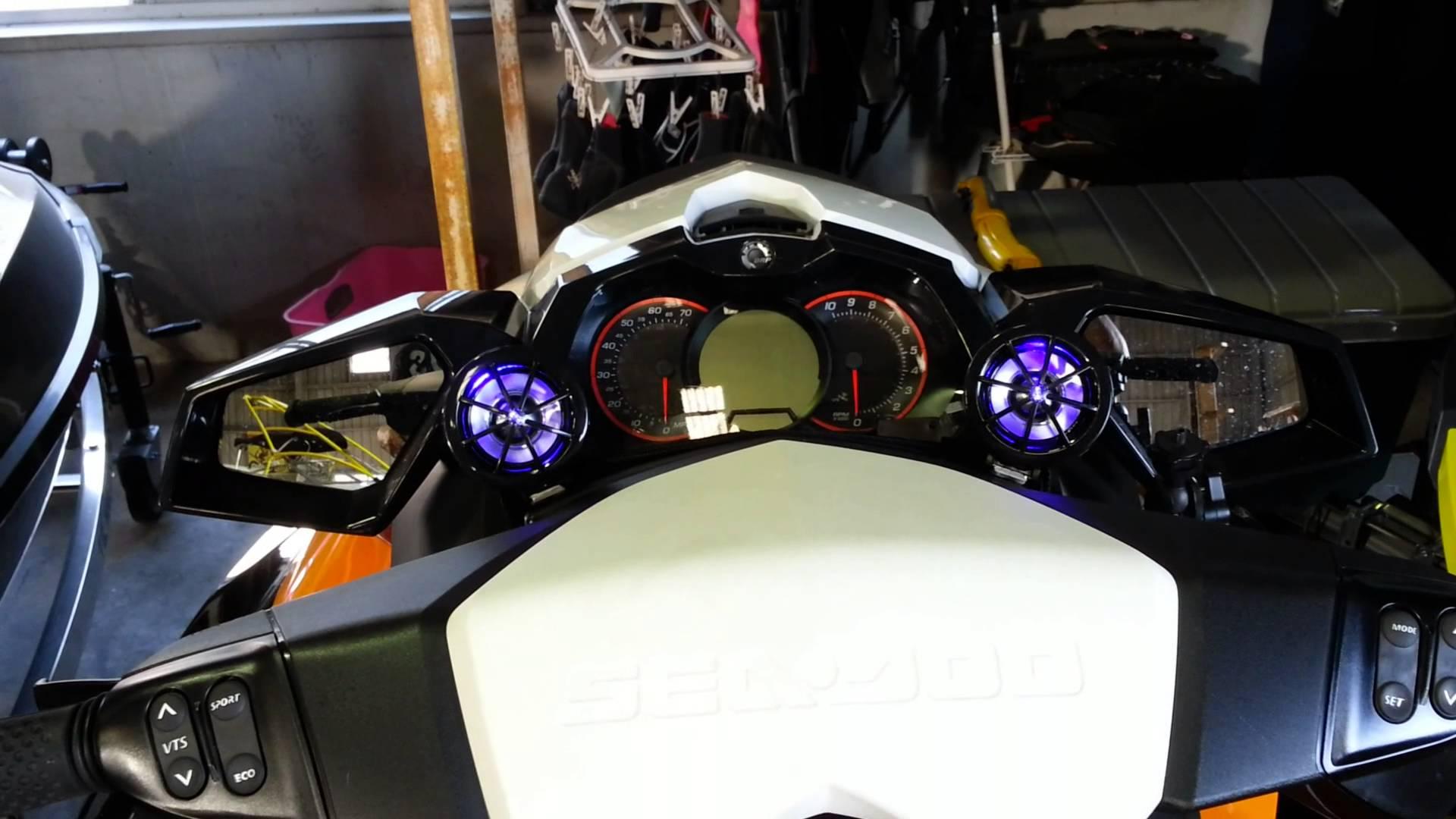 バイクライフに新しい一品を!バイク用スピーカーをご紹介!のサムネイル画像